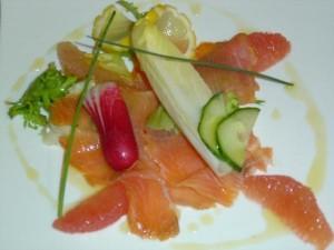 Menu semaine et formule du midi - Restaurant Gastronomique Morbihan 56