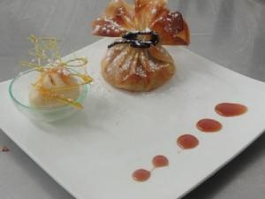 Carte des desserts - Restaurant Gastronomique Morbihan